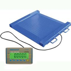 Adam Equipment PTM-500-AE402 Drum Wheelchair Scale (AE-402 Indicator), 1100 x 0.2 lb