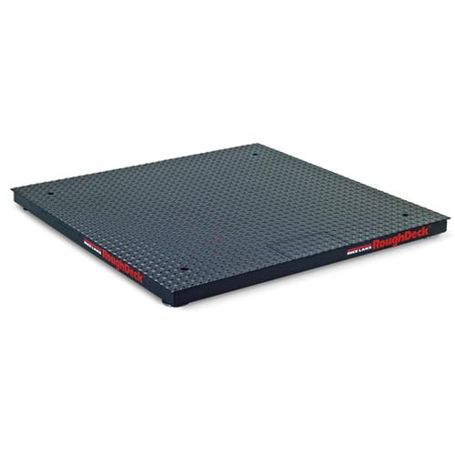 Rice Lake Roughdeck HP-H Steel High Performance Heavy Floor Scale - Legal for Trade - Base Only - 2000 lb