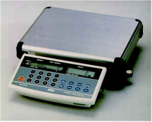 AND Weighing digital counting scales