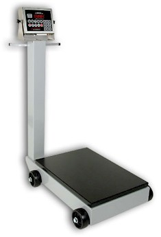 Detecto 5852-F210 & 8852-F210 Digital Receiving Scales - Legal for Trade