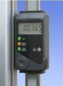 Mark-10 TSTM / TSTMH Motorized Test Stands  - Digital angle indicator