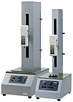 Imada MV-500 and MV-1100 motorized test stands - vertical test stands