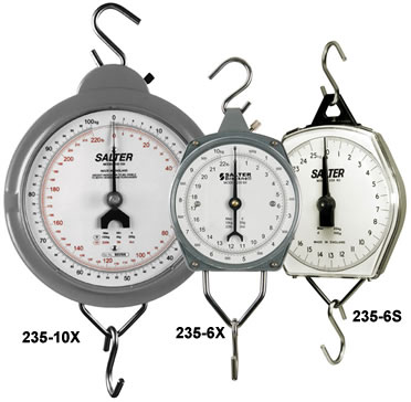 Salter Brecknell 235 Mechanical Hanging Scales