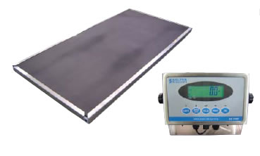Salter Brecknell ES-2500 Equestrian Scale / Large Animal Vet Scales